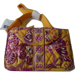 Vera Bradley Travel belt bag bali gold